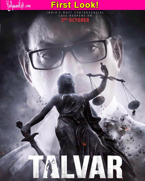 Check out Irrfan Khan's intense avatar from Talvar based on Aarushi Talwar's murder case!