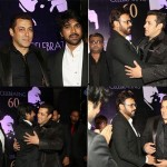 Salman Khan spotted with Venkatesh and Ram Charan at Chiranjeevi's 60th birthday bash – view pics!