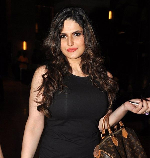 After Shah Rukh Khan, US authorities grill Zareen Khan at New York airport