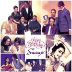Amitabh Bachchan wishes Saira Banu a very happy birthday – view pic!