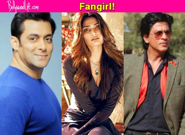 Not Salman Khan, Shah Rukh Khan is Hero actress Athiya Shetty's favourite actor!