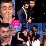 Jhalak Dikhhla Jaa Reloaded: Karan Johar BREAKS DOWN – watch video!