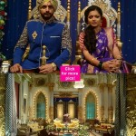 Ek Tha Raja Ek Thi Rani: Check out these UNSEEN PICS from Gayatri and Ranaji's engagement sequence!