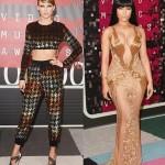 Oh joy! Taylor Swift and Nicki Minaj bury their hatchet at the MTV Music Video Awards