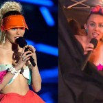 Miley Cyrus' major NIP-SLIP at the MTV Video Music Awards – view pic!