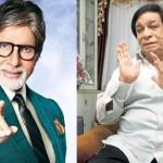 Amitabh Bachchan welcomes Kader Khan back to films!