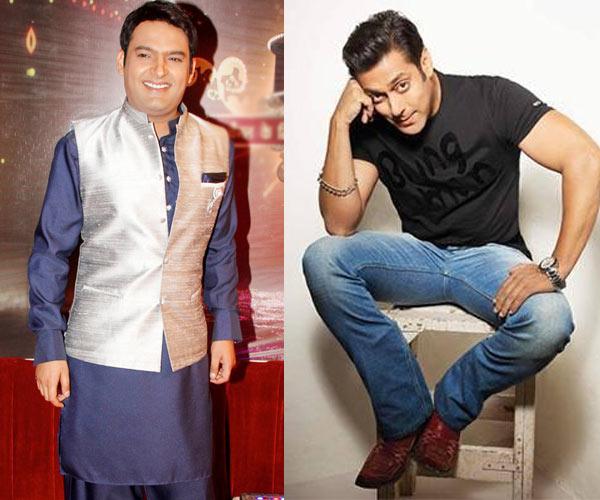 Salman Khan ditches Kapil Sharma's Comedy Nights With Kapil for Comedy nights Bachao