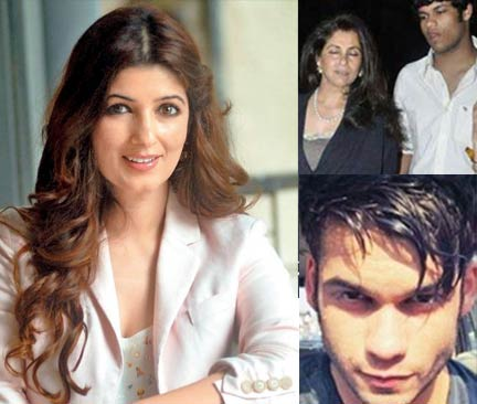 Twinkle Khanna's cousin, Karan Kapadia is Bollywood ready! Here's all you need to know about him…