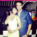 Rashami Desai's hubby Nandish Sandhu getting too close for comfort with an old girl pal? View pic!
