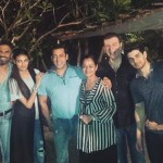 Check out Salman Khan's adorable pic with Sooraj Pancholi and Athiya Shetty's family!