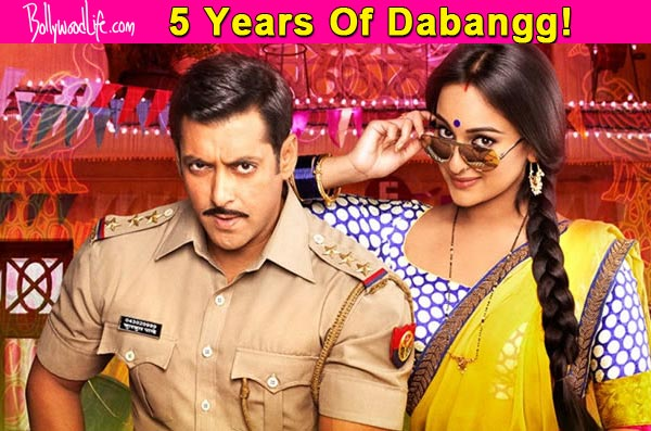 5 Years of Dabangg: Pick Salman Khan's best dialogue from the film!