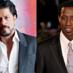 Shah Rukh Khan will work with the Blade Wesley Snipes whenever!