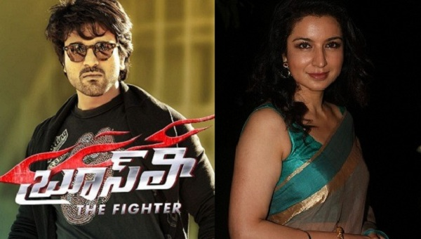 After Chiranjeevi and Ileana D'Cruz, Tisca Chopra to star in Ram Charan's Bruce Lee!