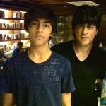 Get this: Shah Rukh Khan and Aryan used to sing Akon's 'Smack That' without knowing what it meant!