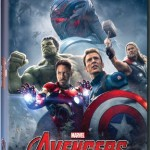 Robert Downey Jr and Chris Evans' Avengers: Age of Ultron is out on Blu-ray and DVD!