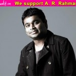A.R. Rahman's only reaction to the fatwas against him is this amazing pun!