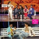 Jhalak Dikhhla Jaa Reloaded: Shahid Kapoor and Ganesh Hegde fight over Gabbar Singh while Sanaya Irani kicks up a storm!
