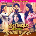 Trisha Illana Nayanthara movie review: GV Prakash's bold sex comedy is fun, but leaves a lot to be desired!