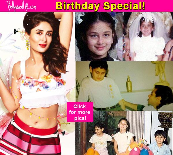 Ranbir Kapoor Childhood Photos With Kareena