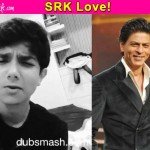 After Saif Ali Khan's son, Salman Khan's nephew is now crushing on Shah Rukh Khan – watch video!