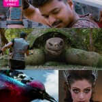 Puli new trailer: Giant turtles, angry birds and a plethora of fantasy elements makes this Vijay-Sridevi's adventure flick a must watch!