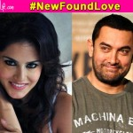Sunny Leone and Aamir Khan are exchanging LOVE on Twitter!