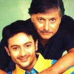 Unseen pictures of the late Mohan Bhandari with son and Tere Sheher Mein actor Dhruv Bhandari