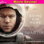 The Martian movie review: Matt Damon's trip to Mars is a FANTASTIC lesson on self-belief, hope and humanity!