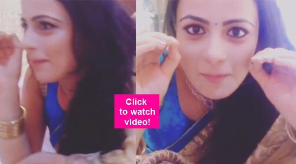 LMAO: Meri Aashiqui Tumse Hi's Radhika Madan has done a 'Naagin' video for co-star Arjun Bijlani and it's hilarious!