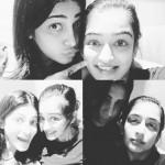 When Shruti Haasan turned Batman for her sister Akshara Haasan – watch video!