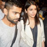 Anushka Sharma is love locked...but not with Virat Kohli!
