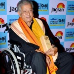 Shashi Kapoor honoured with Life Time Achievement Award at Jagran Film Festival
