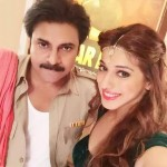 Pawan Kalyan and Raai Laxmi are killing it with their chemistry in Sardaar Gabbar Singh song shoot - view pic!