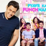 Salman Khan blesses Pyaar Ka Punchnama 2 cast with his best wishes