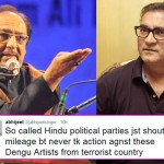 SHOCKING: Abhijeet Bhattacharya calls Ghulam Ali a dengue artiste from a terrorist country!