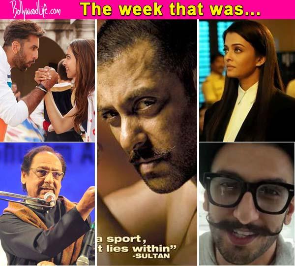 Top 5 Viral News Of The Week: Salman Khan's Sultan, Aishwarya Rai Bachchan's Jazbaa And