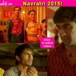 Navratri 2015 Song of the day: Welcome the festivities with Hey Shubaarambh from Kai Po Che - watch video!