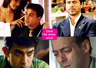10 roles you never expected Salman Khan, Shah Rukh Khan, Priyanka Chopra to do onscreen!