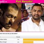 Salman Khan's Sultan first look more impressive than Aamir Khan's Dangal, declare fans!