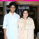 Kavita Seth and son Kanishk to release a single on Amir Khusrow's poetry