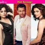 After Deepika Padukone, Kangana Ranaut takes off on Salman Khan?