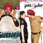 Sardaar Ji and Jatt & Juliet 2 to be adapted in Telugu!
