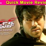 Bruce Lee quick movie review: Ram Charan's action entertainer is just another clichéd masala potboiler!