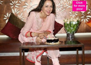 Dream Girl Hema Malini celebrates her birthday, looks gorgeous as ever - View HQ pics!