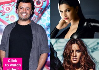 Vikas Bahl wants Deepika Padukone and Katrina Kaif in the desi remake of Fifty Shades of Grey - watch video!