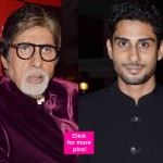 Amitabh Bachchan joins Prateik Babbar and Shabana Azmi to launch Smita Patil's memoir - view HQ pics!