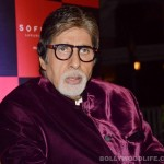 Amitabh Bachchan:Smita Patil had a bad dream about me before Coolie accident