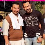 Revealed! Punjabi sensation Gippy Grewal's special appearance in Aamir Khan's Dangal - View pic!