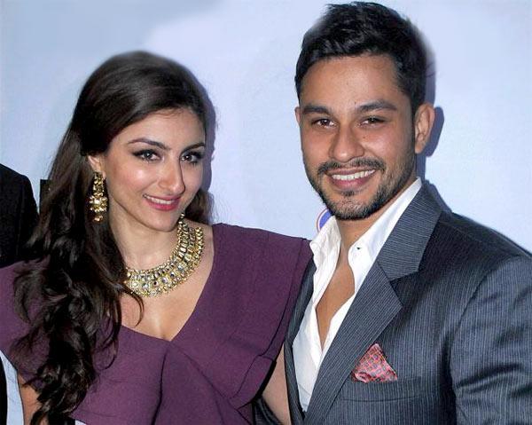 Kunal Khemu and Soha Ali Khan were scared to get married!