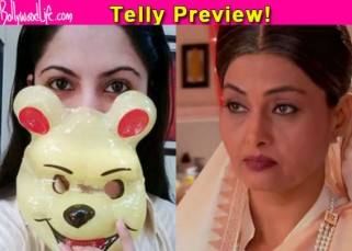 Suhani Si Ek Ladki: Dadi to SCARE the masked girl- find out how!